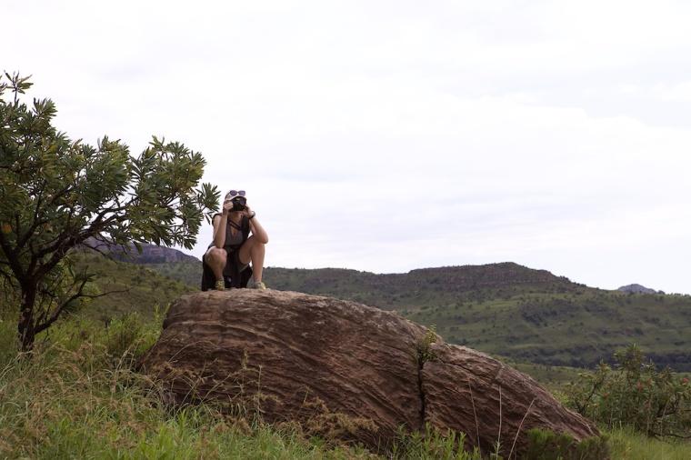Berg Hike Squat